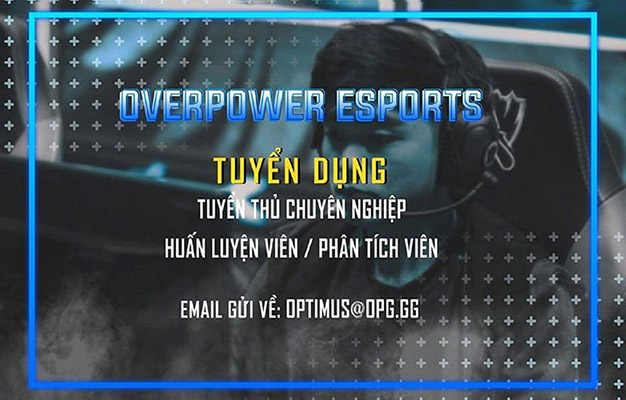 Overpower-Esports-tuyển-dụng