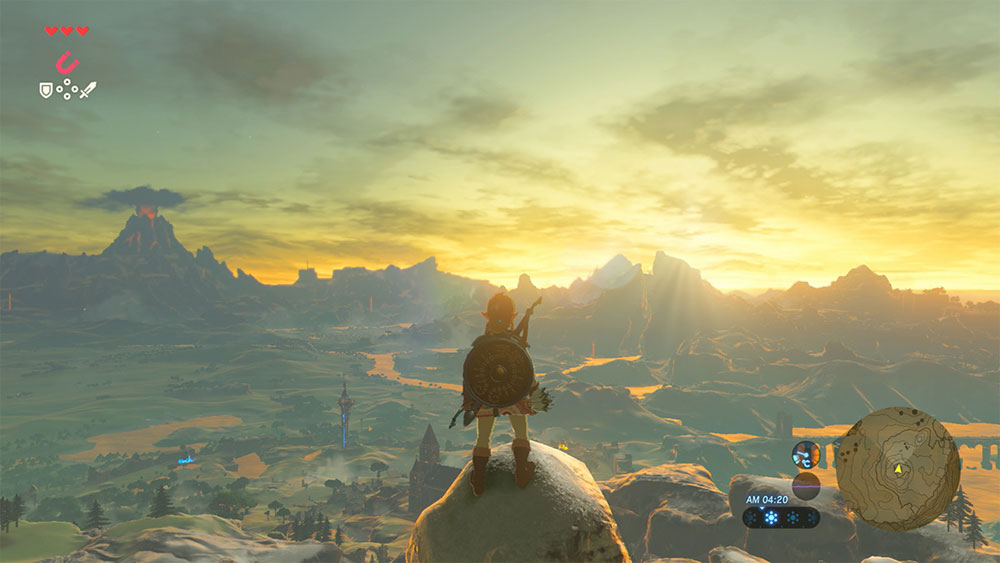 The-Legend-of-Zelda-Breath-of-the-Wild-in-game