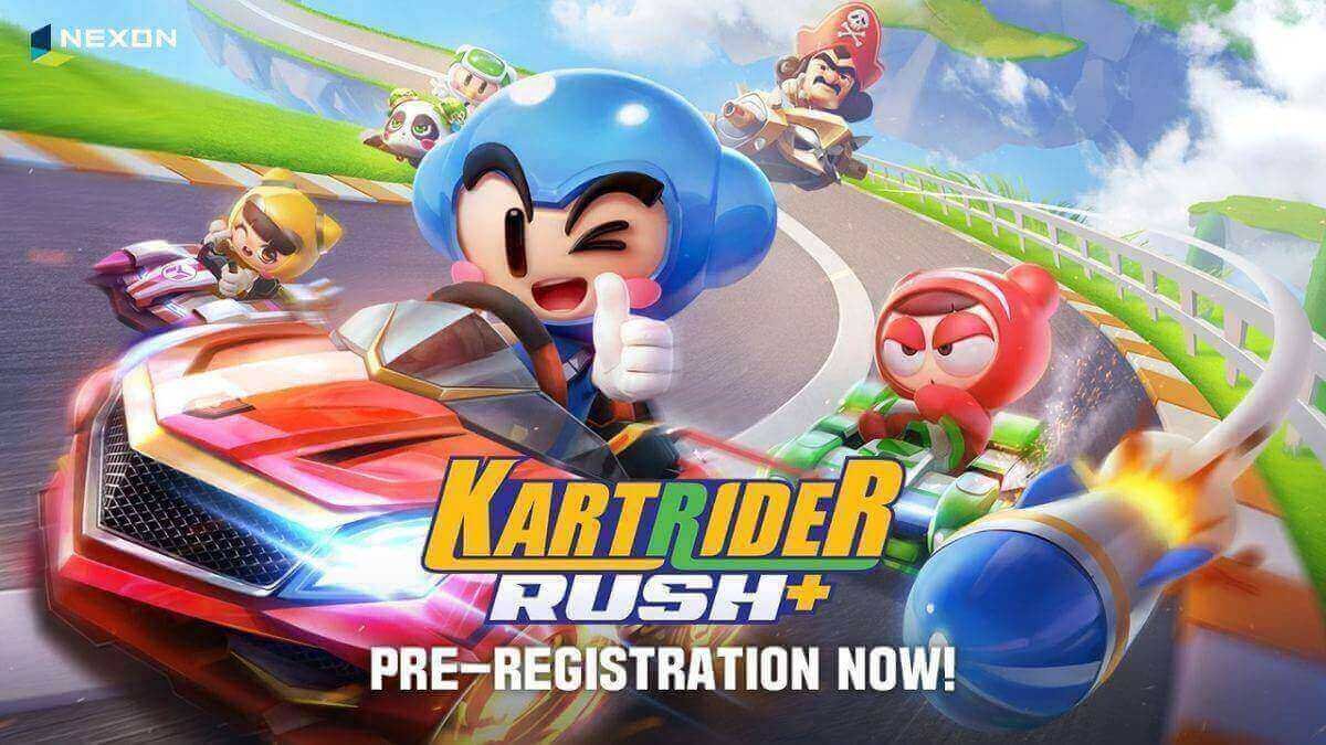 Game-KartRider-Rush-Plus