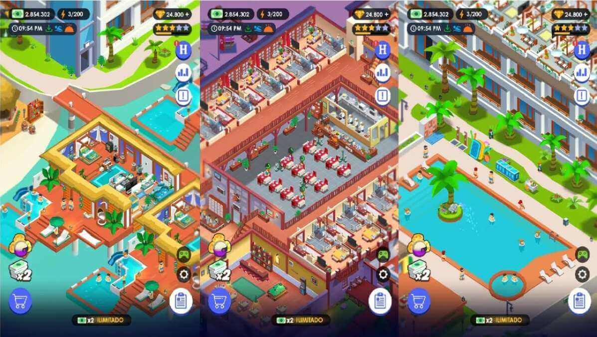 Hotel-Empire-Tycoon-game playHotel Empire Tycoon game-play