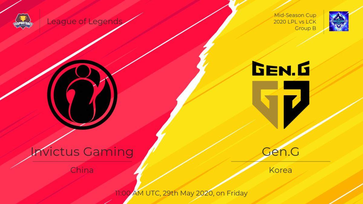Mid-Season-Cup-2020-IG-vs-Gen.G