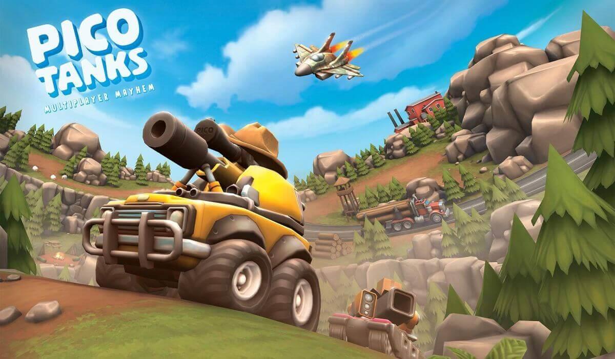 Pico-Tanks-Game