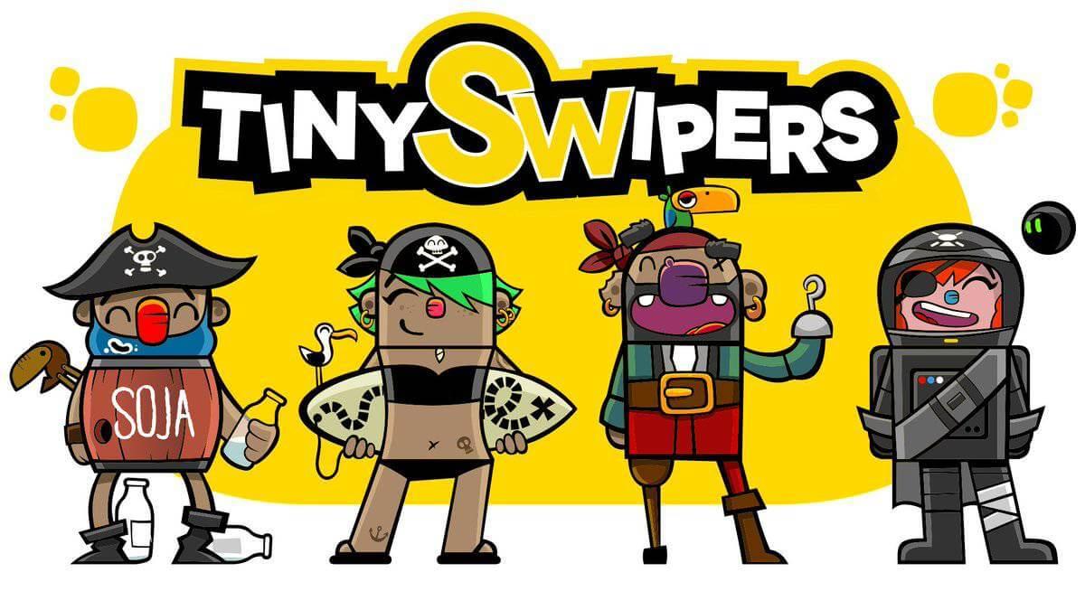 Tiny-Swipers-Game