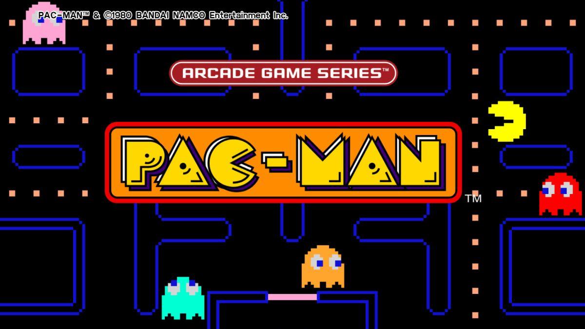 pac-man-game-cổ-điển