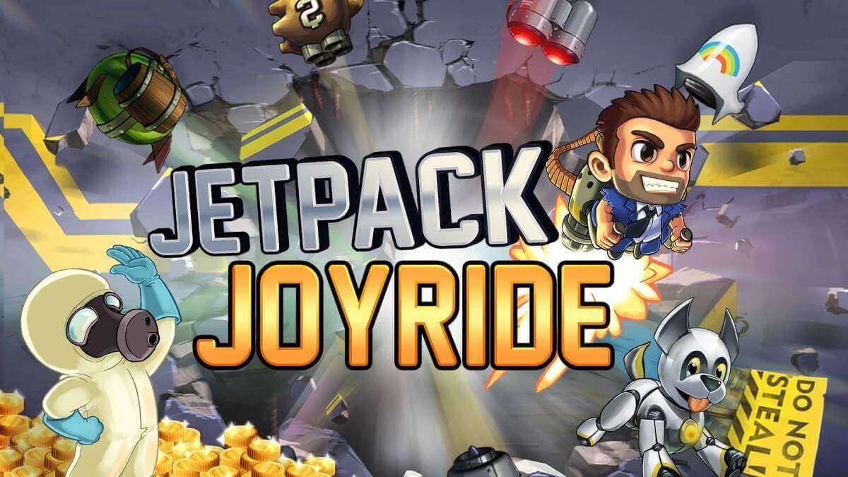 Jetpack-Joyride-game