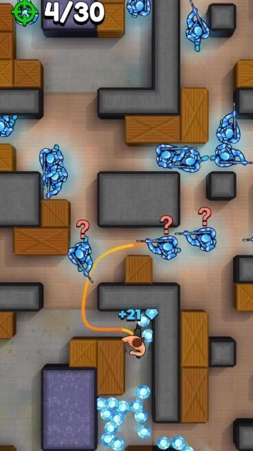 Hunter-Assassin-gameplay