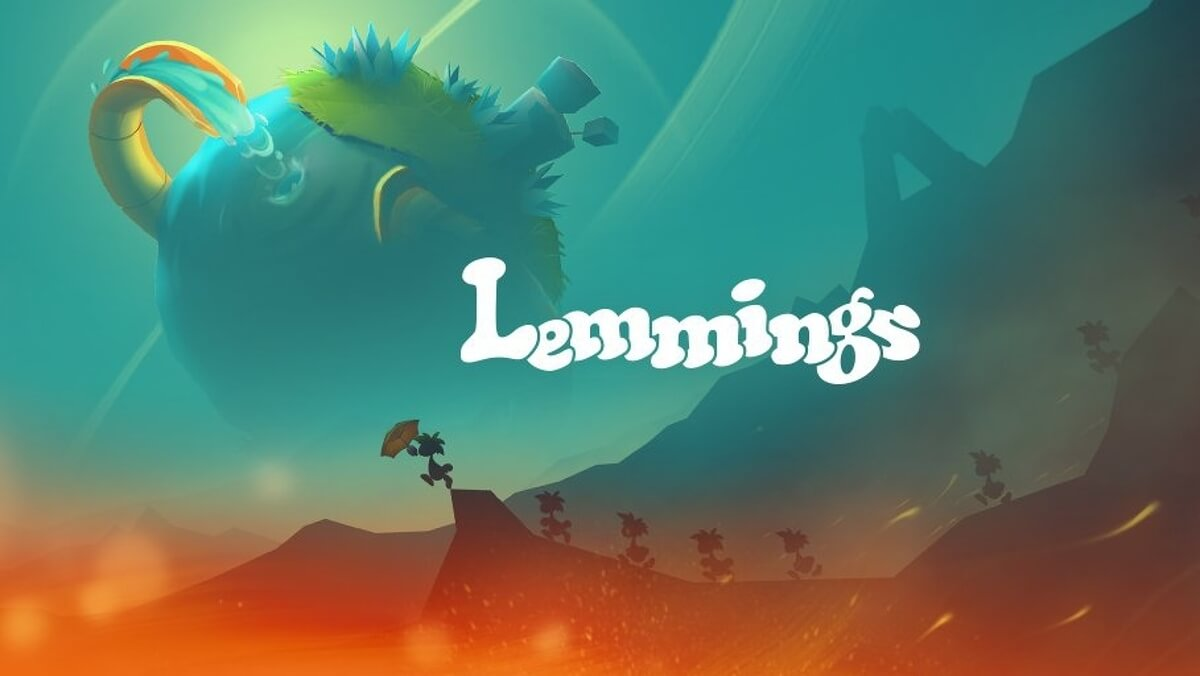 Lemmings-Puzzle-Adventure