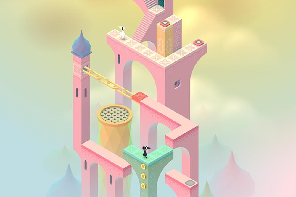 Monument-Valley-gameplay