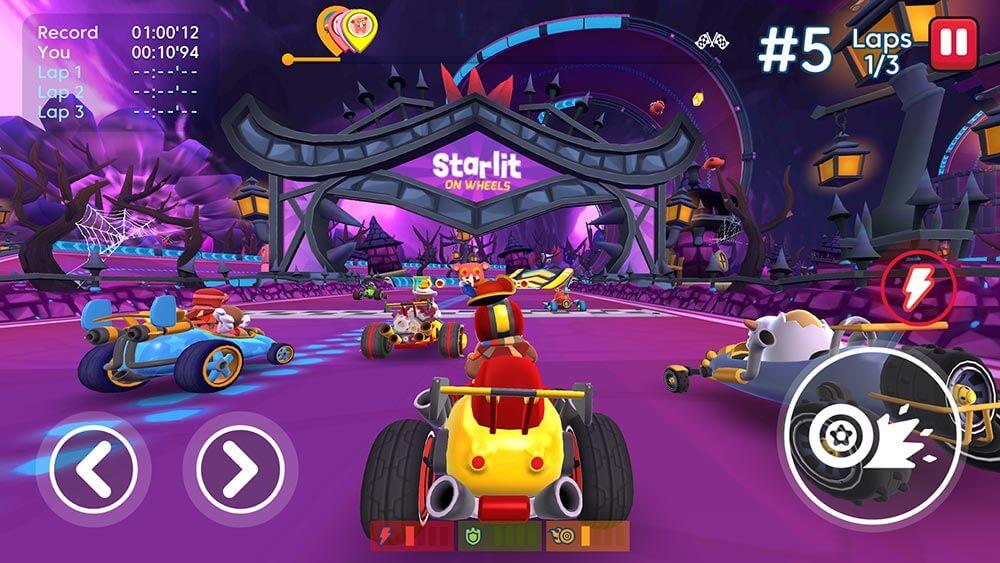 Starlit-on-Wheels-gameplay